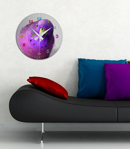 Swan MDF Clock