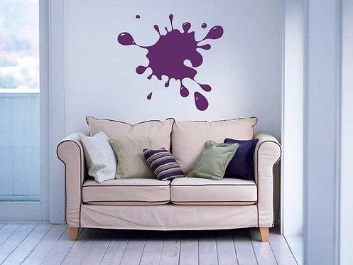 Ink Wall Sticker