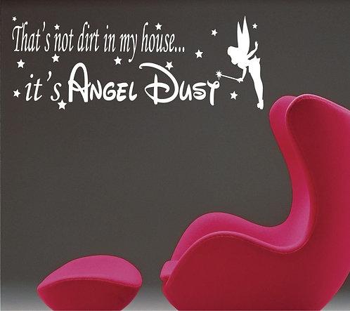 Angel Dust Wall Sticker