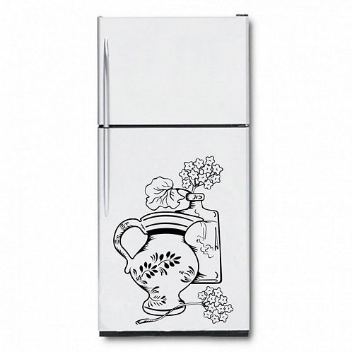 Vase   Wall Sticker