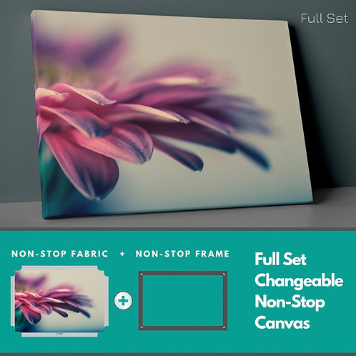 Foliage Non-Stop Canvas Printings
