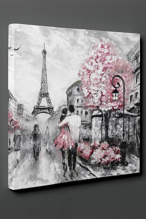Paris Canvas Printings