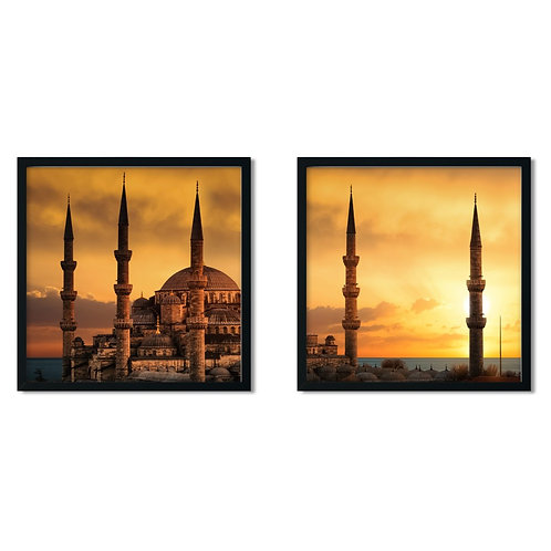 Mosque Framed Painting