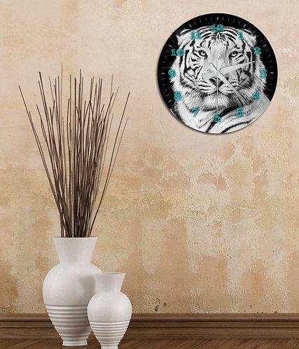 Tiger MDF Clock
