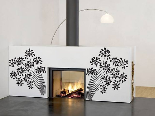 Flowers Wall Sticker