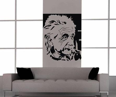 Einstein Wall Sticker