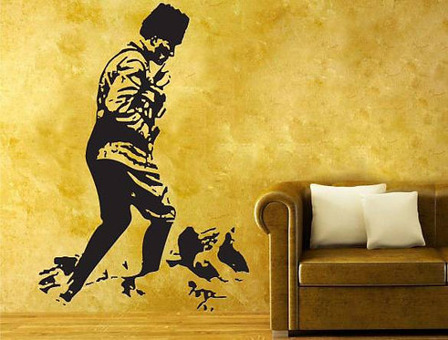 Contact Atat�rk Directly Wall Sticker