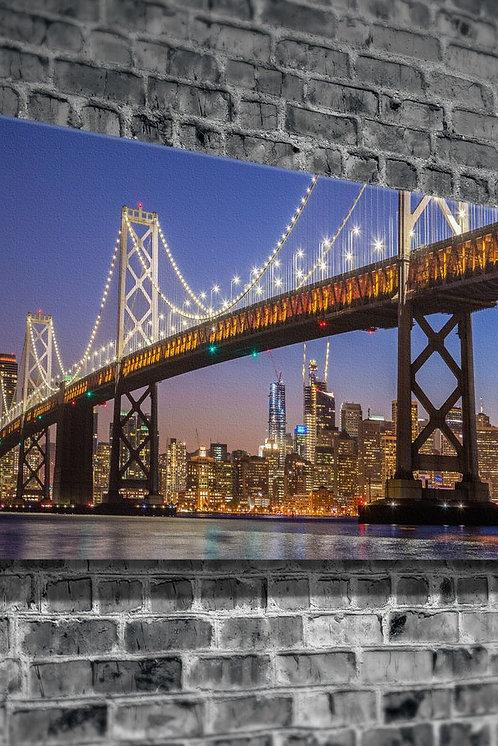 Bridge  Canvas Printings