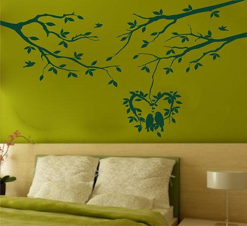 Love Home Wall Sticker