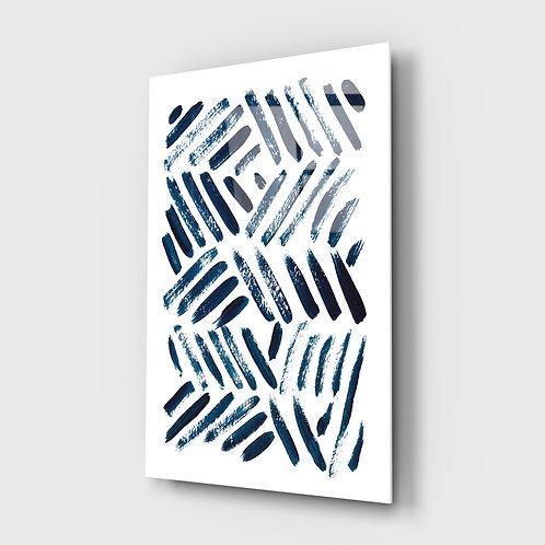 Lines Glass Printing