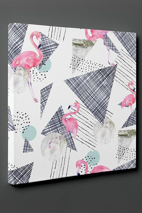 Flamingo Canvas Printings