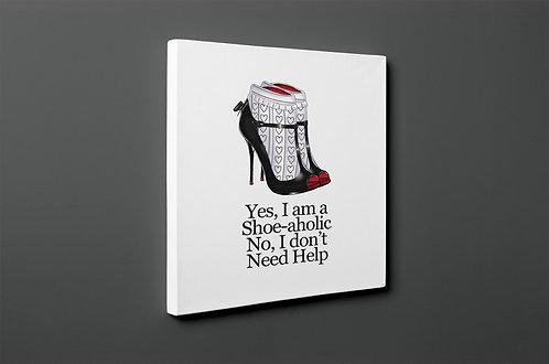 Shoe Canvas Printings