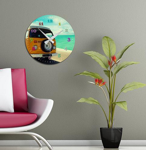 60s MDF Clock