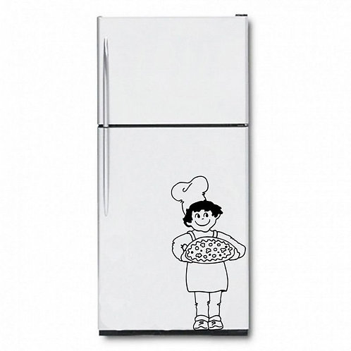 Pie  Wall Sticker