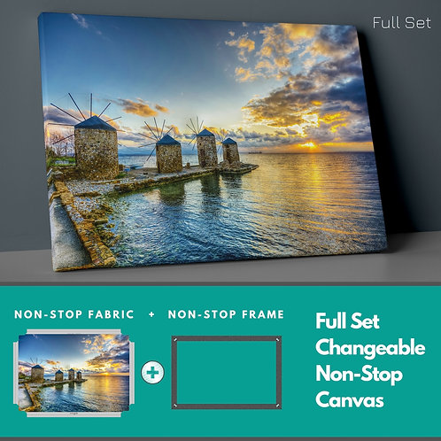 Mills Non-Stop Canvas Printings