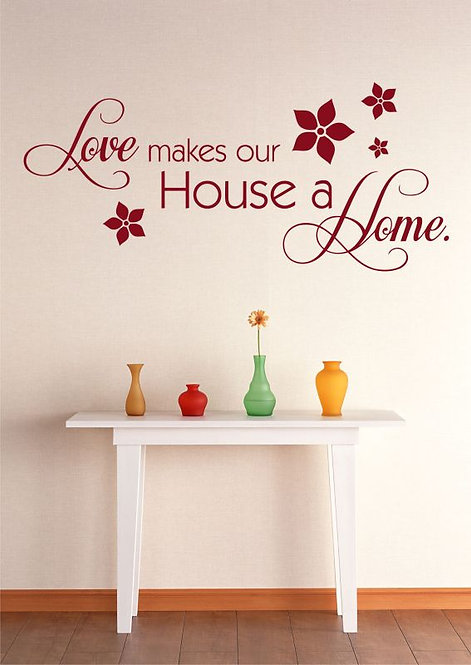 Home Maker Wall Sticker
