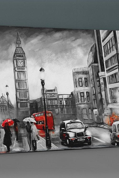 London Canvas Printings