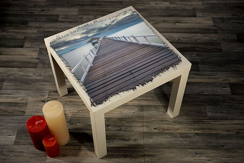Scaffolding Printed Coffee Tables