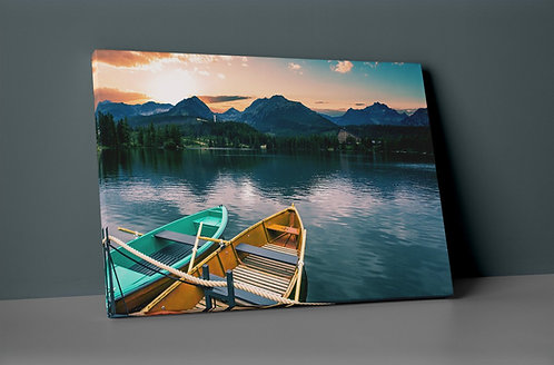 Lakeside Canvas Printings