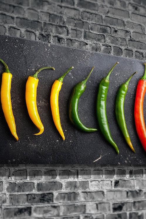 Pepper  Canvas Printings