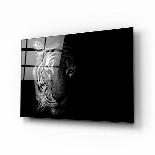 Tiger UV Printed Glass Printing