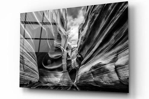 Grand Canyon UV Printed Glass Painting