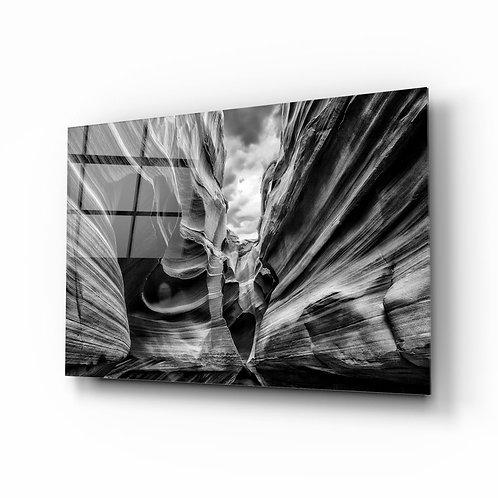 Grand Canyon UV Printed Glass Printing