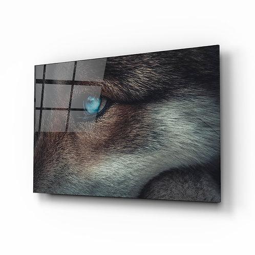 Wolf's Eye Glass Printing