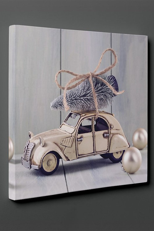 Decorative Car Canvas Printings
