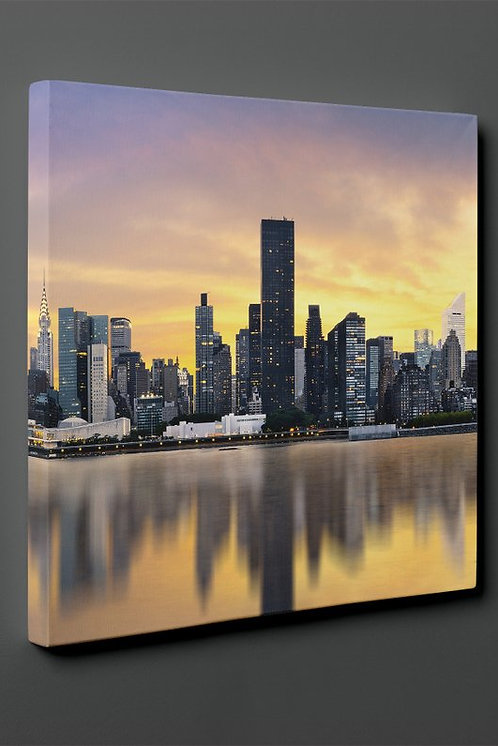 City Canvas Printings