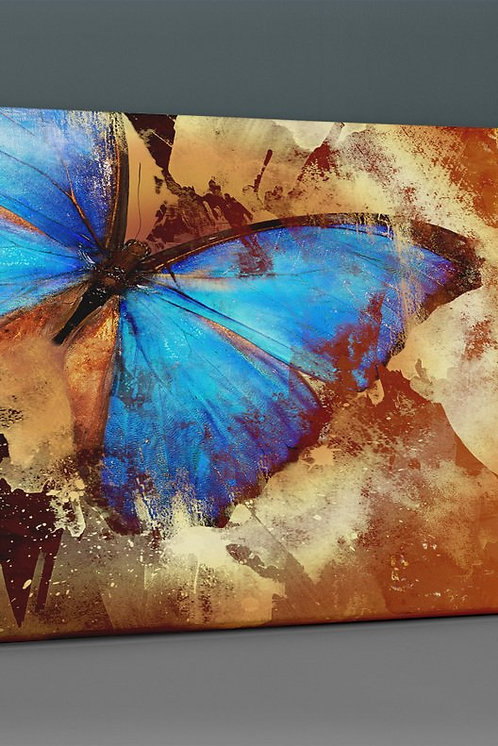 Butterfly Canvas Printings