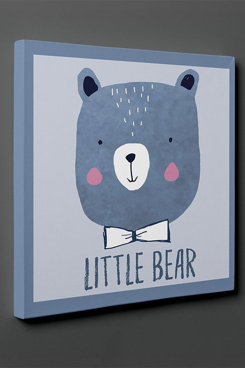 Little Bear Canvas Printings