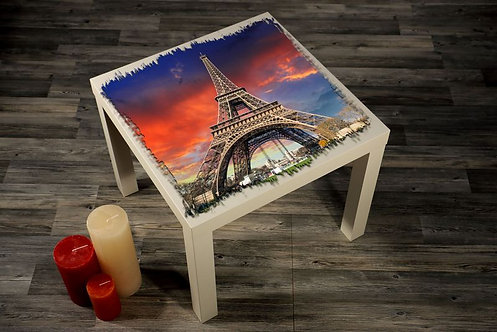 Eiffel Printed Coffee Tables