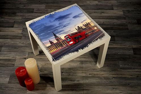 London Printed Coffee Tables