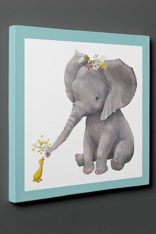 Elephant Canvas Printings