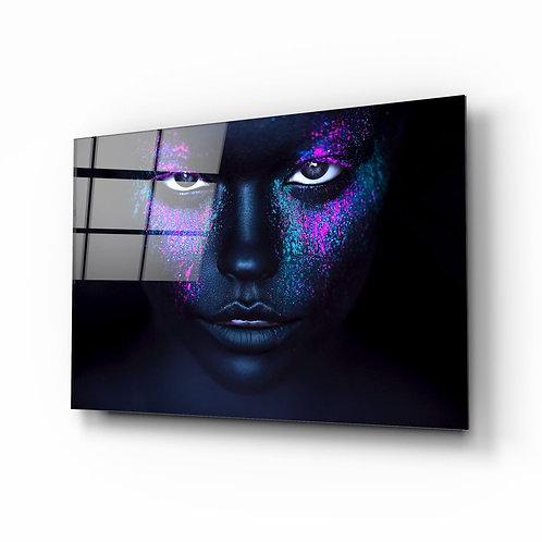 Beautiful UV Printed Glass Printing