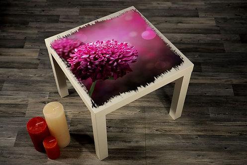 Flower Printed Coffee Tables