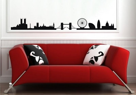 London Silhouette  Wall Sticker