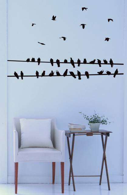 Birds Wall Sticker