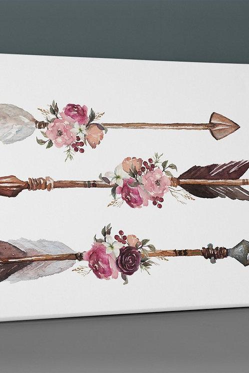 Arrows Canvas Printings