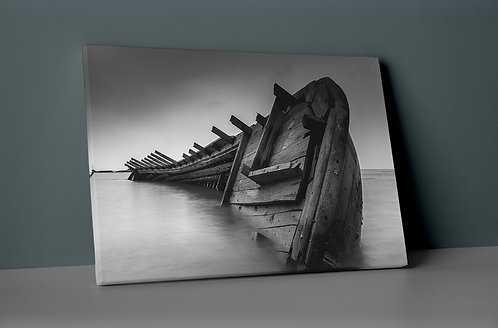 Shipwreck Canvas Printings