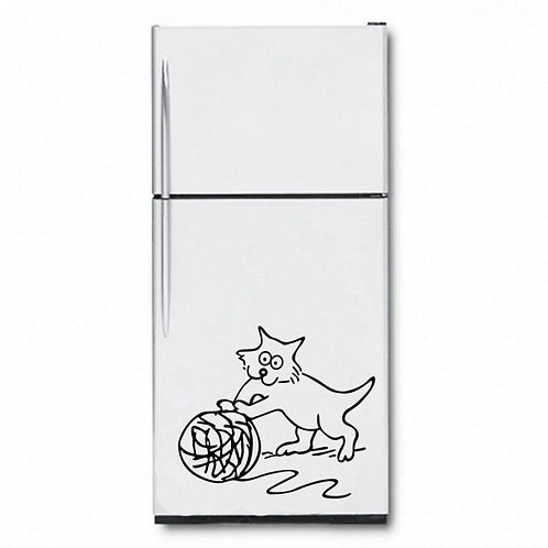 Kitten  Wall Sticker