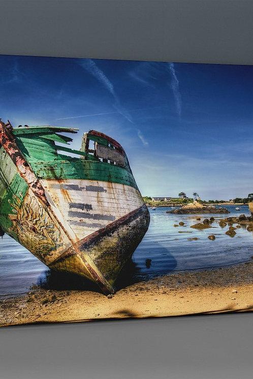 Shipwreck Canvas Printings