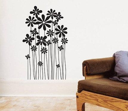 Daisies Wall Sticker