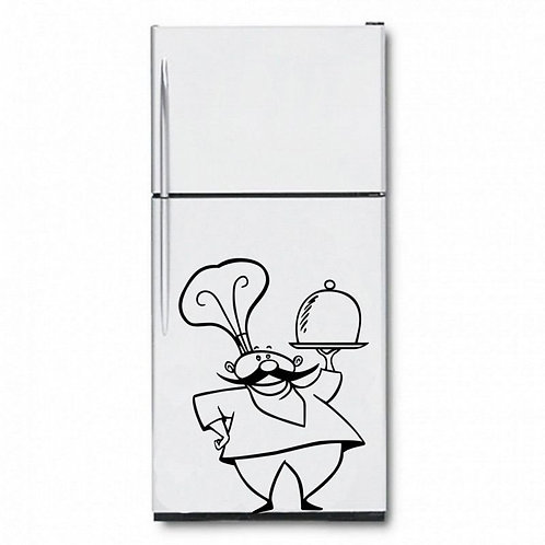 Cook  Wall Sticker