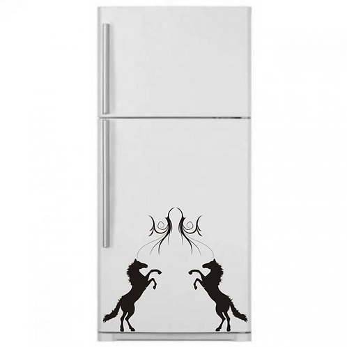 Horses  Wall Sticker