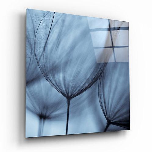 Dandelion Serenity Glass Printing