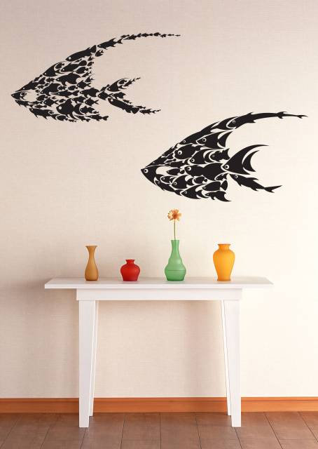 Fishes Wall Sticker