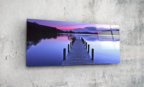 Dock  UV Glass Printing