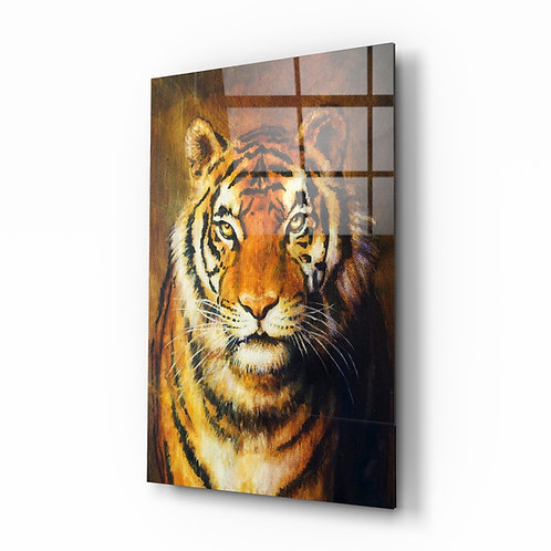 Tiger Glass Printing